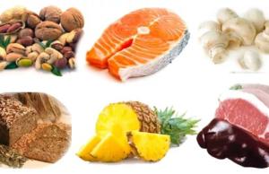 витамин РР в продуктах