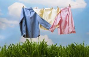 вывести пятно с одежды