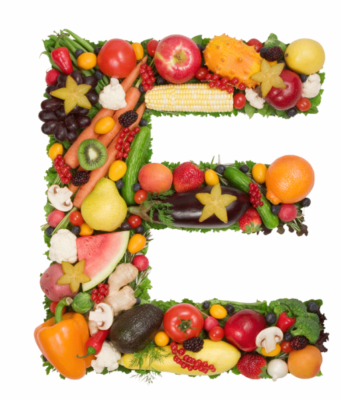 в каких продуктах витамин Е