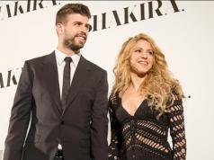 Шакира и Жерар Пике