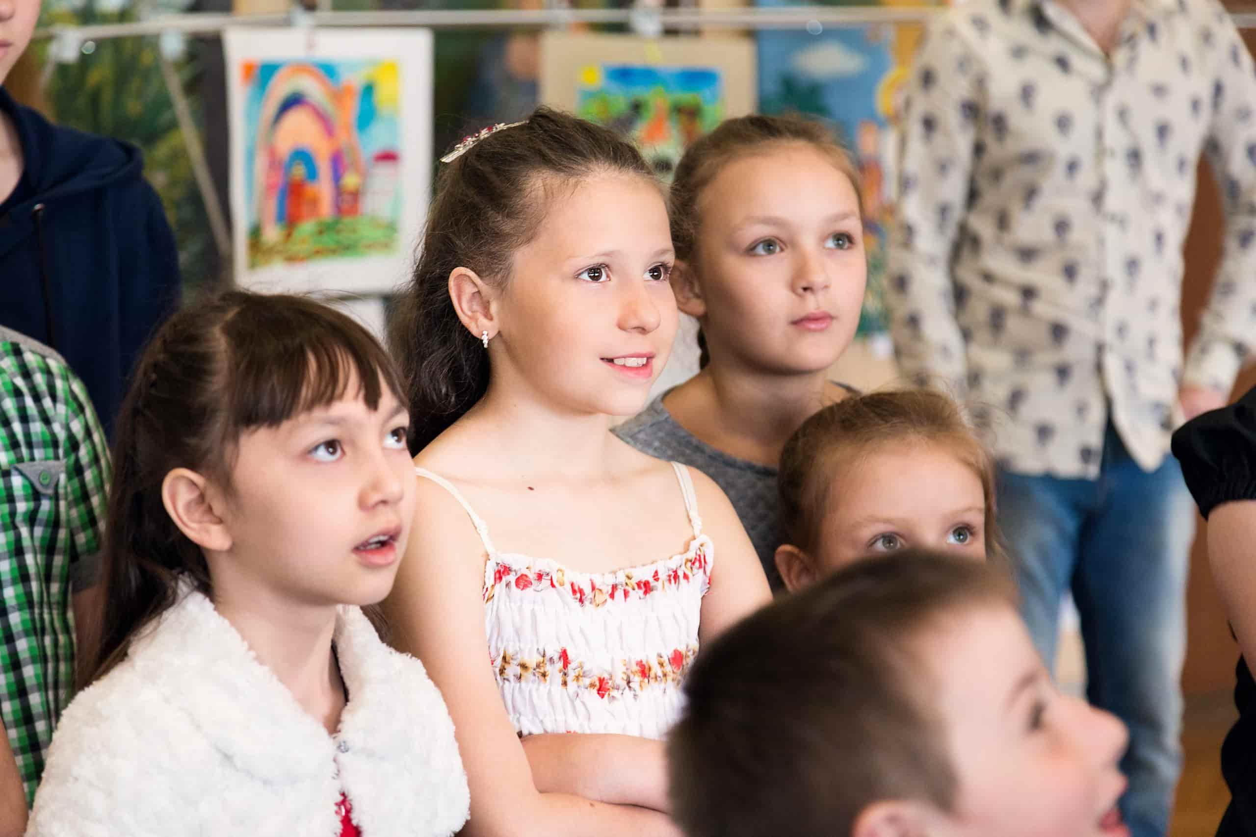 конкурс детского рисунка Чистое Небо