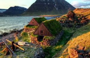 Исландии