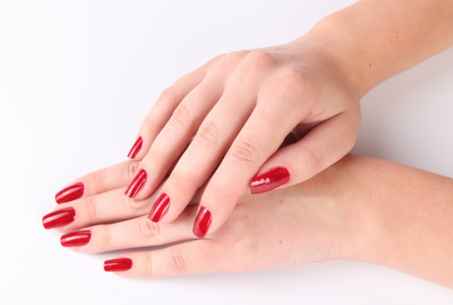 ускорить рост ногтей