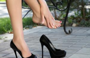 обувь натирает ноги