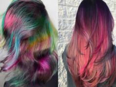 термокраска меняющая цвет волос