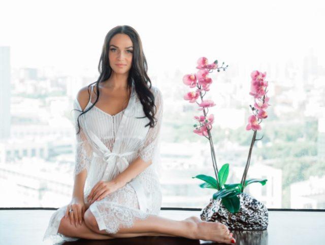 Свадьба Алены Водонаевой - Эксклюзивное интервью для Womens Time