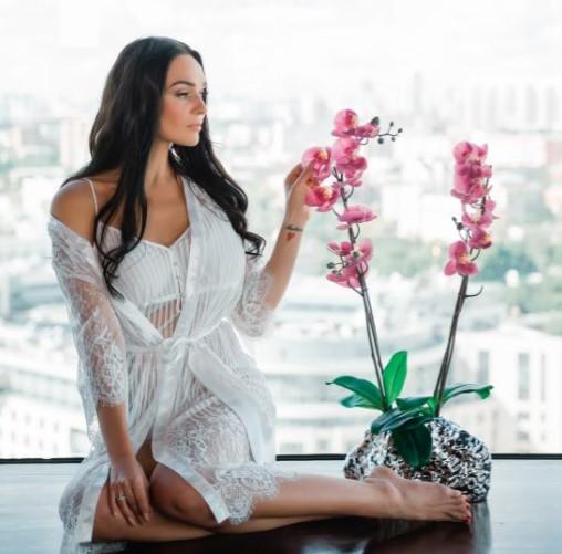 Алена Водонаева об отношениях с миром