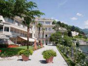 Озеро Комо. Hotel Villa Flori