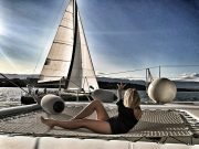 Два дня на яхте. Floatinn Boat-BnB. Женева