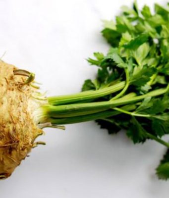 как очистить организм с помощью овоща - сельдерей