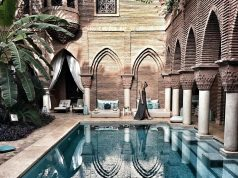 Марракеш. Отель La Sultana Marrakech