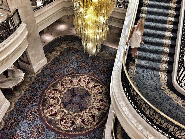 Лучший вид в Стамбуле. Shangri-La Bosphorus, Istanbul