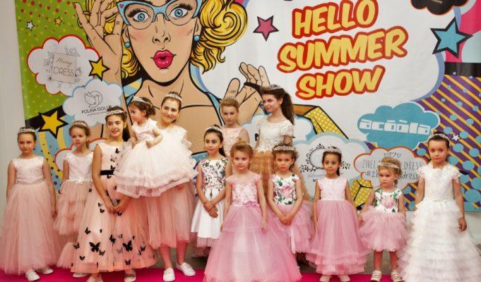 Hello Summer Show RU.MODEL