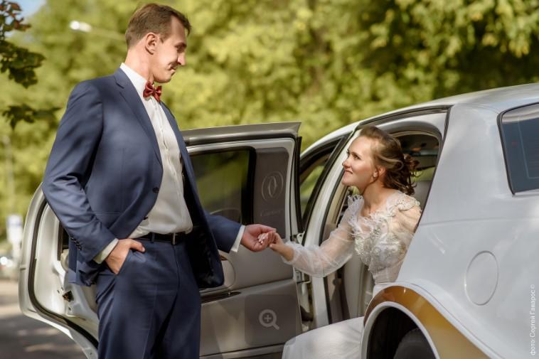 Третья свадьба Юрия Андреева