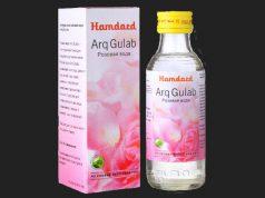 Arq Gulab розовая вода