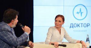 Эвелина Закамская телеканал Доктор