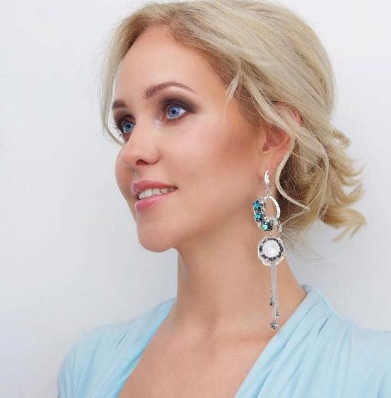 Ирина Берман - победительница конкурса красоты Мисс Благотворительность