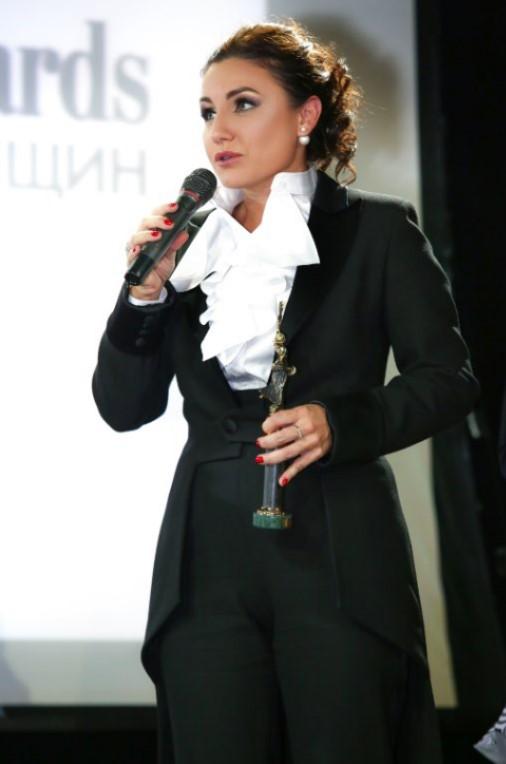 Галина Красавина