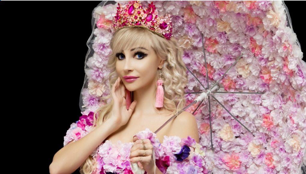 Татьяна Тузова Русская Барби