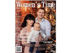 женский журнал Women's Time №30 Нелли Ермолаева