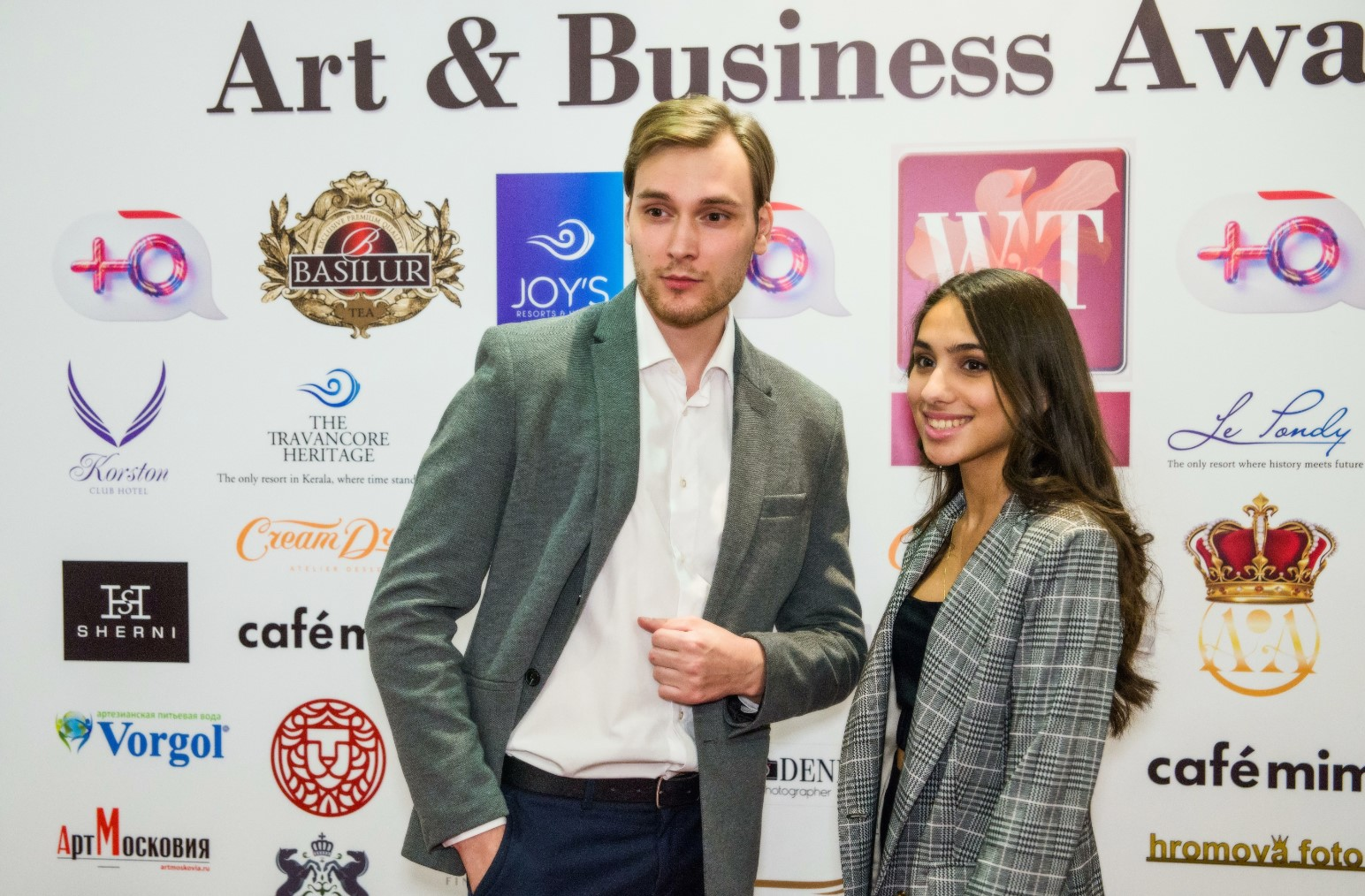 daniil-sushkov-ellora-tumadin-art-business-awards-2019-womens-time