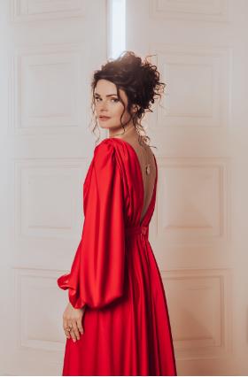 Интервью с Анной Песковой на Премии Art & Business Awards 2019