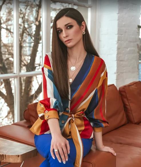 Интервью с Викторией Безкоровайной на Премии Art & Business Awards 2019
