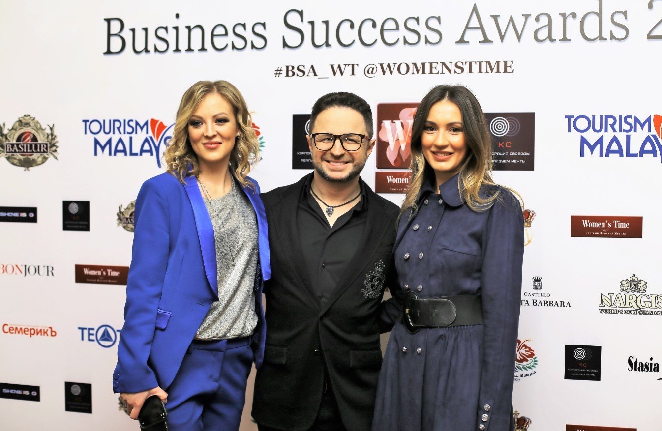 brendon-stone-mishel-serova-business-success-awards-2019-womens-time-1