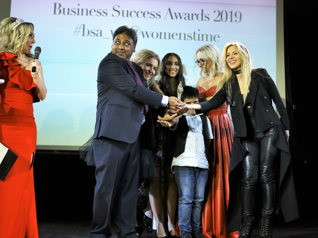 luda-sokolova-santhosh-tumadin-business-success-awards-2019-womens-time23